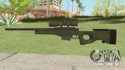 AWP (Warface) para GTA San Andreas