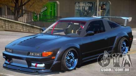 Nissan Sileighty V1 para GTA 4