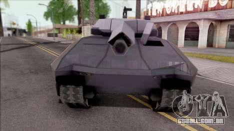 GTA V TM-02 Khanjali SA Style para GTA San Andreas