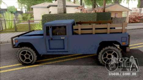 New Patriot para GTA San Andreas