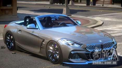 BMW Z4 Spider para GTA 4