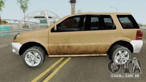 Ford EcoSport (SA Style) para GTA San Andreas