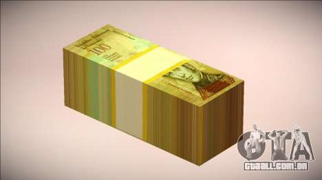 100 Clássico Bolivar Venezuelan v. 2.0 (envolvid para GTA San Andreas