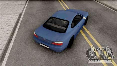 Nissan Silvia S15 Stock Blue para GTA San Andreas