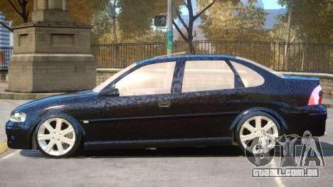 Chevrolet Vectra V1 para GTA 4