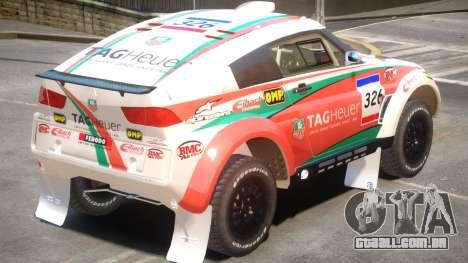 Mitsubishi Montero V1 PJ5 para GTA 4