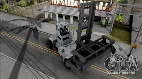 GTA V HVY Dock Handler para GTA San Andreas