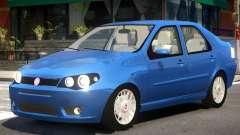 Fiat Albea V1 para GTA 4