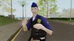 Brazilian Police Skin para GTA San Andreas