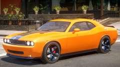 Dodge Challenger SRT8 V1.0 para GTA 4