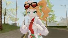 Sonia Xmas (Pokemon Sword And Shield) para GTA San Andreas