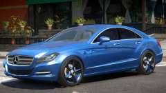 Mercedes CLS 350 V1 para GTA 4