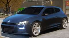 Volkswagen Scirocco Stock V1.2 para GTA 4