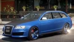 Audi RS6 Avant R1 para GTA 4