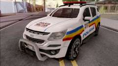 Chevrolet TrailBlazer 2017 PMMG