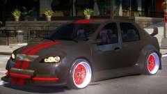 Dacia Logan Tuning para GTA 4