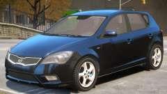 Kia Ceed V1 para GTA 4