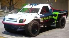 Toyota Tundra Sahara PJ1 para GTA 4