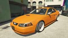 Ford Mustang GT 1999 para GTA 5