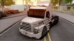 Scania 113H White para GTA San Andreas