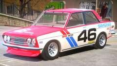 1971 Datsun Bluebird V1 PJ1 para GTA 4