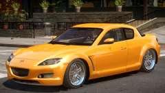 Mazda RX8 V1 para GTA 4