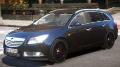 Opel Insignia V1 para GTA 4