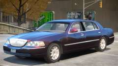 Lincoln Town Car V1 para GTA 4