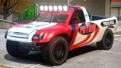 Toyota Tundra Sahara PJ3 para GTA 4