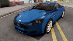 Aston Martin DB9 Full Tunable VehFuncs para GTA San Andreas