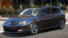 Mazda 3 V1.3 para GTA 4