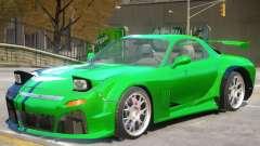 Mazda RX7 V1 PJ1 para GTA 4