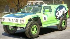 Hummer H3 V1 PJ7