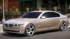 BMW 750Li F01 para GTA 4
