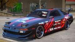 Toyota Supra Turbo PJ2 para GTA 4