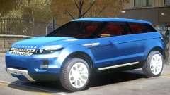 Rang Rover LRX V1