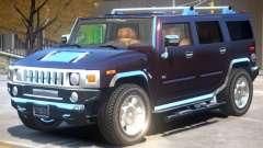 Hummer H2 V1 para GTA 4
