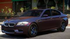 BMW F10 V1 para GTA 4
