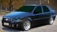 Fiat Siena V1 para GTA 4
