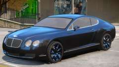Bentley Continental GT V1 para GTA 4