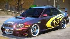 Subaru Impreza Improved PJ1 para GTA 4