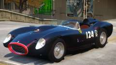 Ferrari Testa Rossa V1 PJ2 para GTA 4
