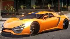 Trion Nemesis V1 para GTA 4