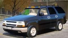 Chevrolet Tahoe V1.0 para GTA 4