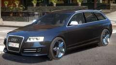 Audi RS6 Avant V1 para GTA 4