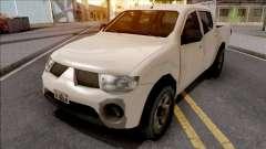 Mitsubishi L200 Triton 2010