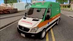 Mercedes-Benz Sprinter 2013 Ambulancia v3