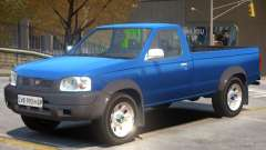 Nissan NP300 V1 para GTA 4