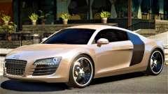 Audi R8 Y08 para GTA 4