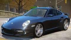 Porsche 997 Turbo V1 para GTA 4